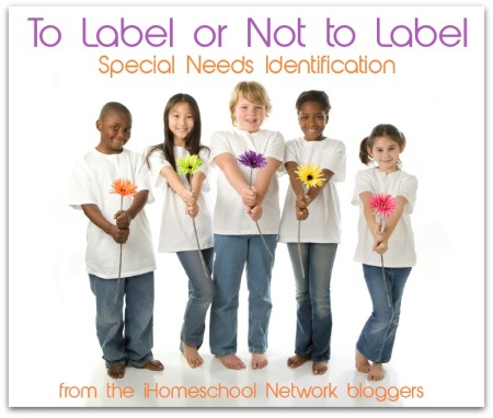 To Label or Not to Label - Special Needs Identification