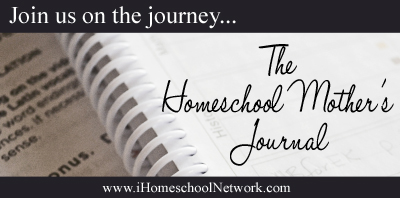 Homeschool Mother's Journal with iHomeschool Network