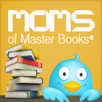 Moms of Master Books Button
