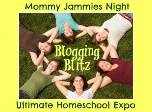 Blogging Blitz with Ultimate Homeschool Expo