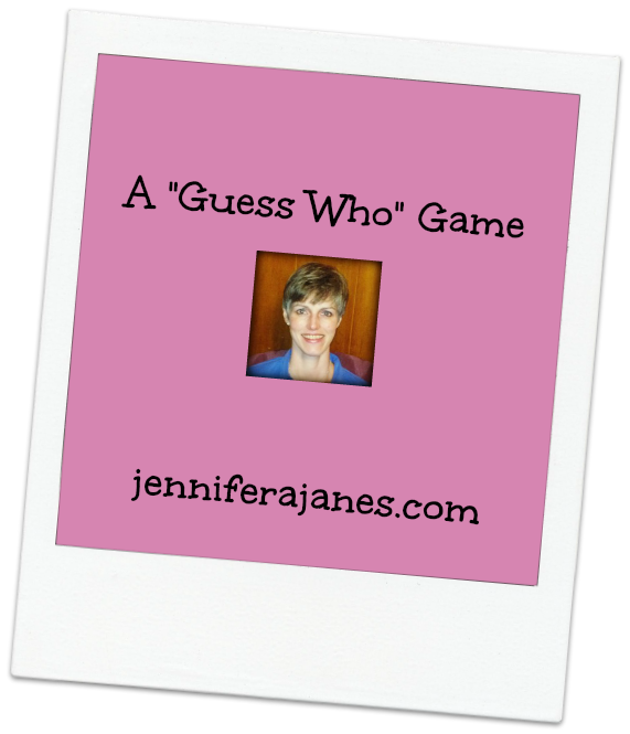 Guess Who game jenniferajanes.com