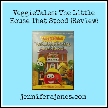 VeggieTales The Little House That Stood jenniferajanes.com