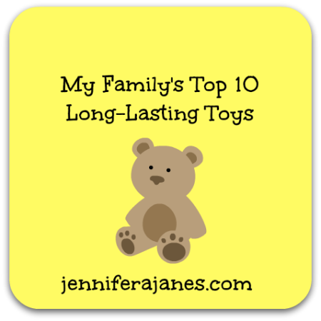 Top 10 Long-Lasting Toys
