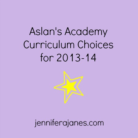 2013-14 Curriculum Choices