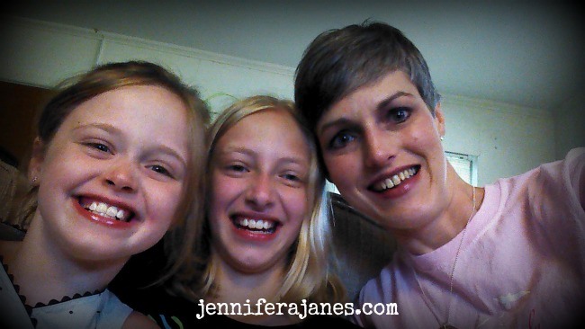 first day of 2013-14 homeschool with mom - jenniferajanes.com