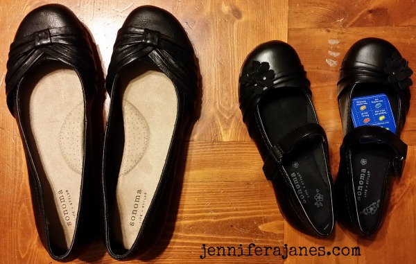 Christmas shoes - a great deal! jenniferajanes.com