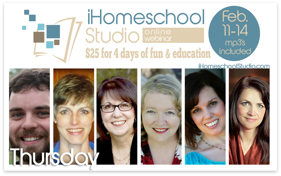 iHomeschool Studio Thursday 13