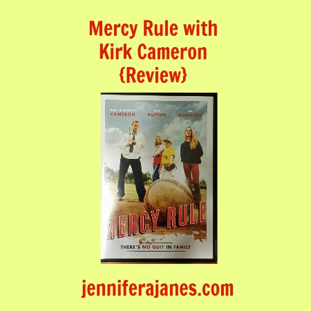 Mercy Rule with Kirk Cameron {Review} - jenniferajanes.com