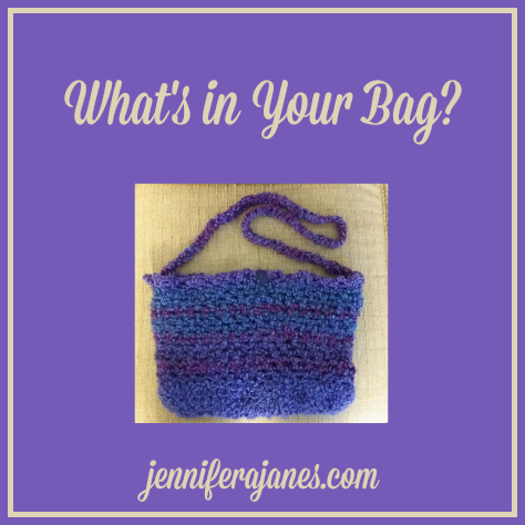What's in Your Bag - jenniferajanes.com