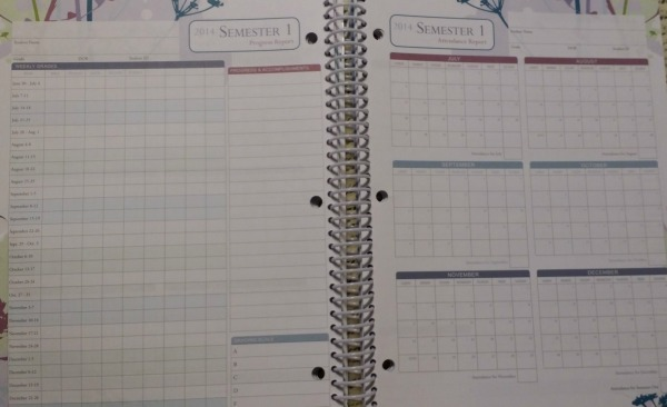 Well Planned Day Recordkeeping