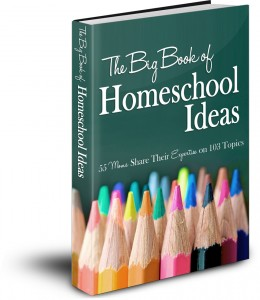 Big Book of Homeschool Ideas - jenniferajanes.com
