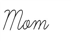 Mom signature for blog post - jenniferajanes.com