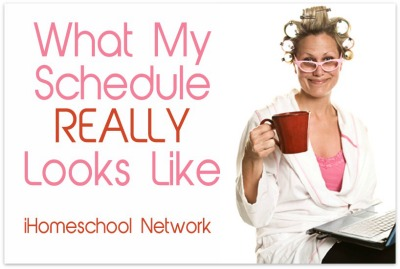 What My Schedule Really Looks Like #iHSnet