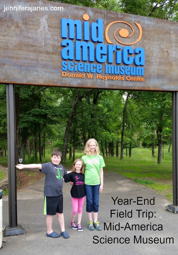 We recently took a year-end homeschool science field trip to the newly renovated Mid-America Science Museum in Hot Springs, Arkansas. You need to go!