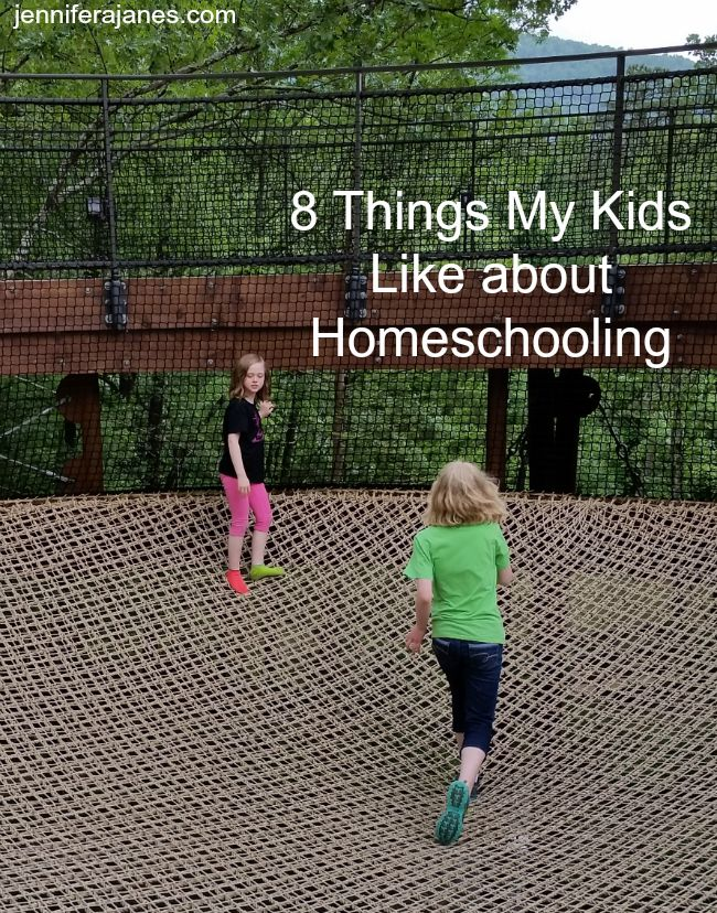 I asked my kids what they like about homeschooling, gave them my camera, and discovered what my kids appreciate about a lifestyle of learning.