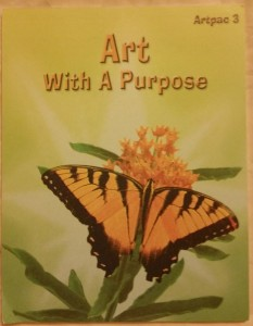 Art with a Purpose Artpac 3