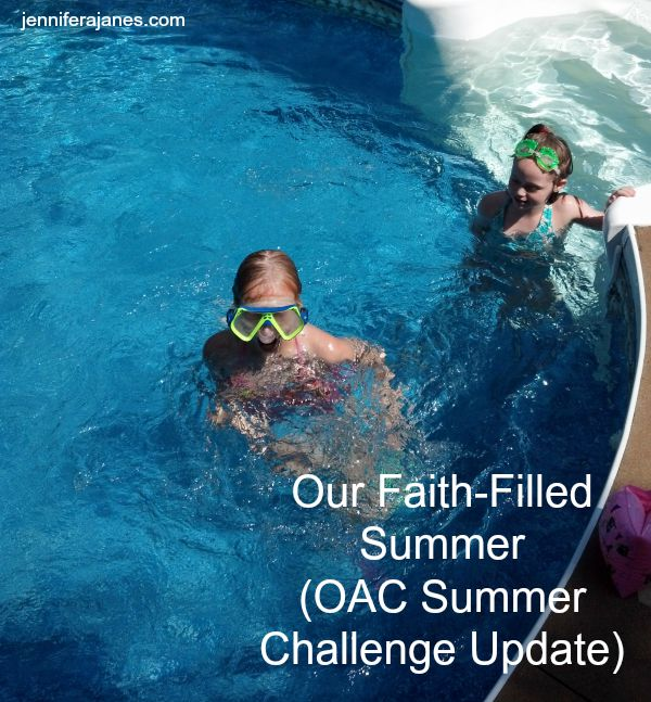 Our progress on the Odyssey Adventure Club Summer Challenge!