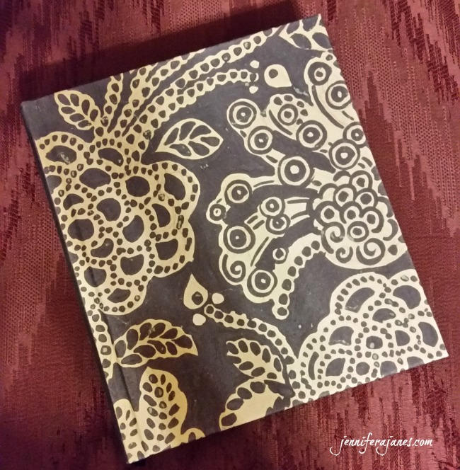 ESV Journaling Bible Cover - jenniferajanes.com