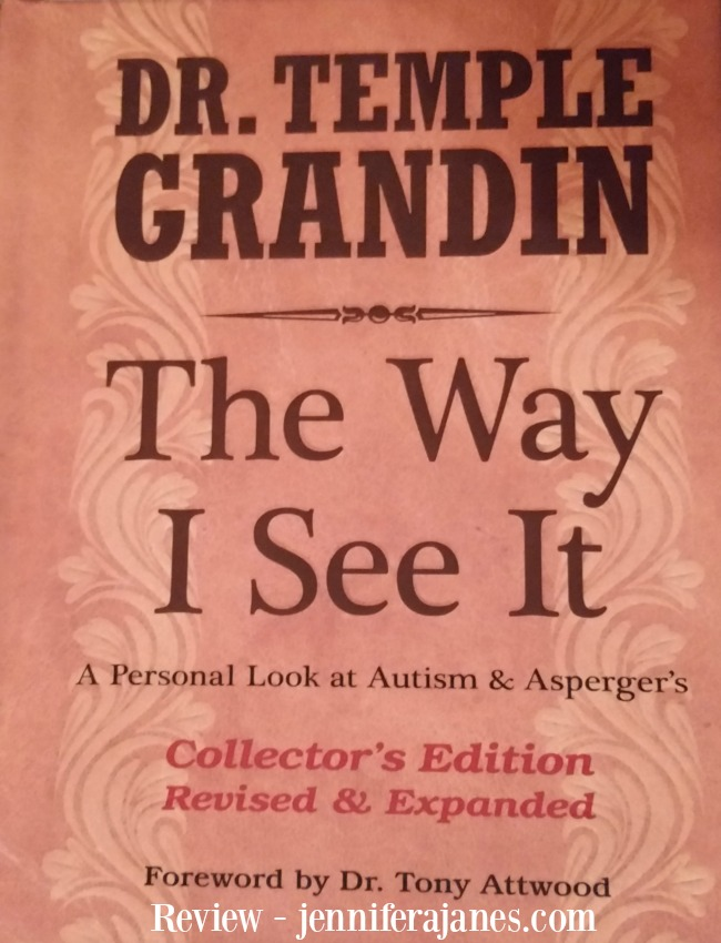 A review of The Way I See It by Dr. Temple Grandin - thoughts on the book from a parent who has a child with ASD.
